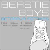 beastie boys - 'betaRavR remixes' (grvlstg promo 003a)